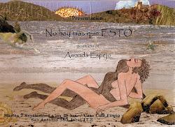 """Afiche promocional de """"No hay más que esto""""."""
