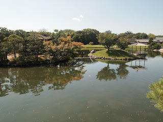 Unique Japan Tours Kenrokuen Garden Water Feature