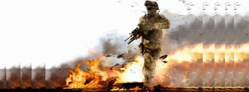Photot de couverture pour  facebook soldat