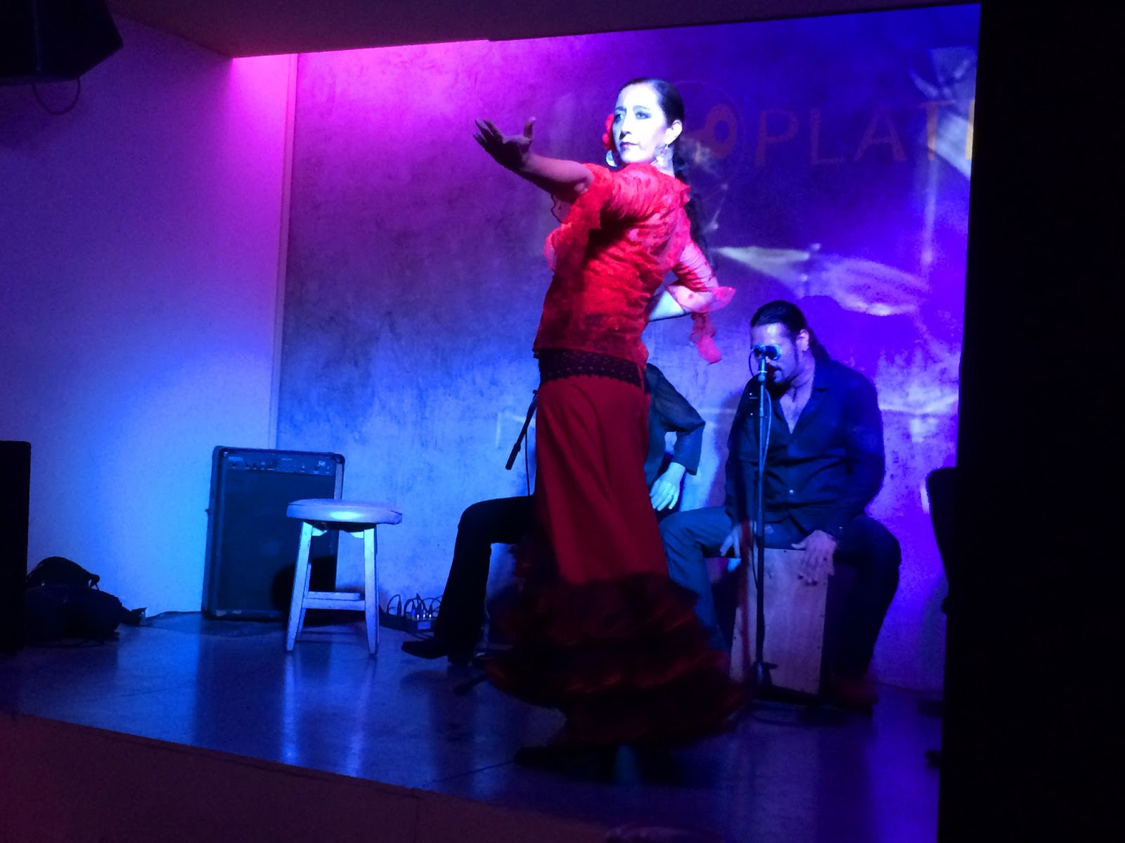 Flamenco, Casco Viejo Panama