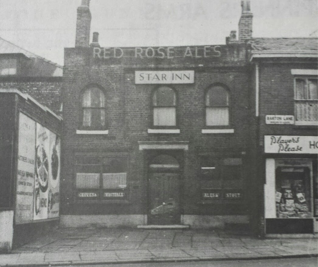 Pubs Of Manchester Star Inn Red Fox Church Street
