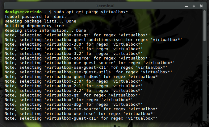 the virtualbox kernel service is not running fedora 1