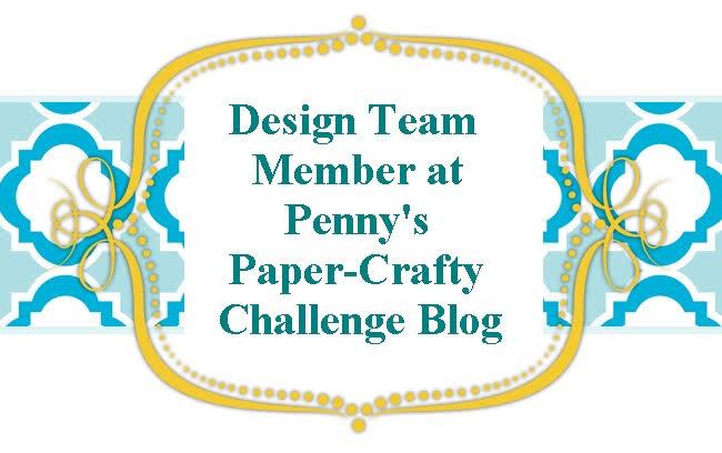 Penny's Paper Crafty Challenge -DT