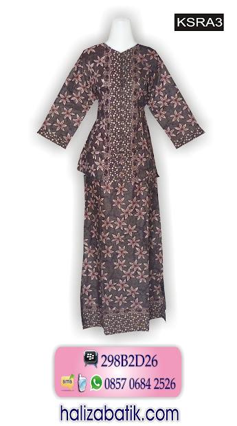 085706842526 INDOST, Busana Batik Wanita, Baju Muslim Batik, Baju Grosir, KSRA3, http://grosirbatik-pekalongan.com/stelan-rok-ksra3/