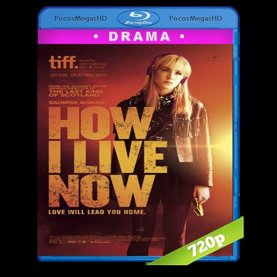 Mi vida ahora (2013) BrRip 720p AC3 5.1+subs