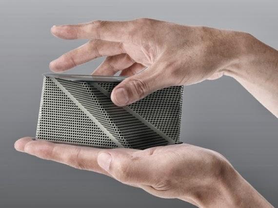 Speaker Lipat Ala Origami
