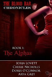The Blood Bar Chronicles, Book 1: The Alphas