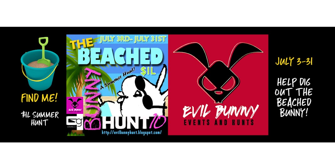 The Beached Bunny Hunt 10