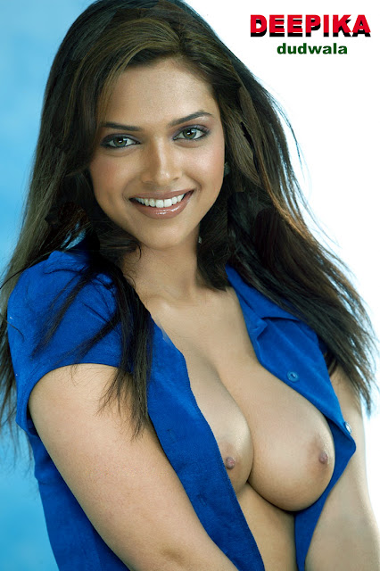 Deepika Padukone Nude Showing Big Milky and Naked Boobs - Dudwala ...