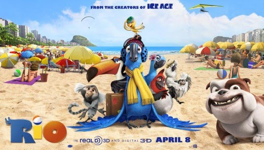 RIO (Film Dari Pembuat Ice Age)