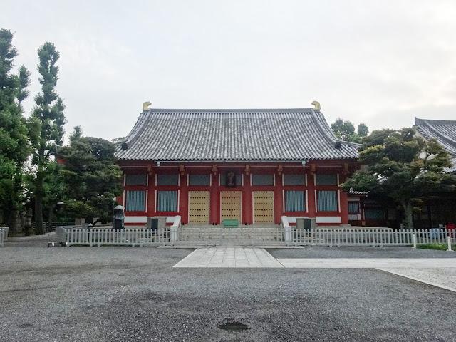 宝仙寺,本堂,中野坂上〈著作権フリー無料画像〉Free Stock Photos