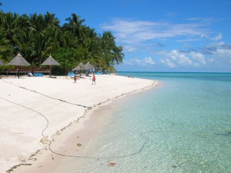 INFO 5 Pantai Paling Bahaya di Dunia