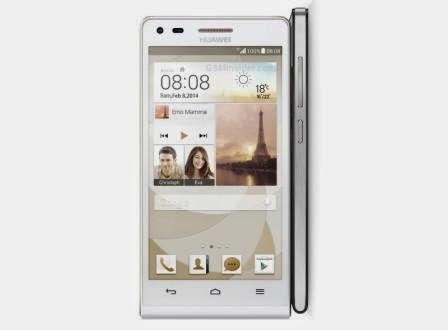 Bocoran spesifikasi Huawei Ascend P7 Mini, rilis bulan Mei