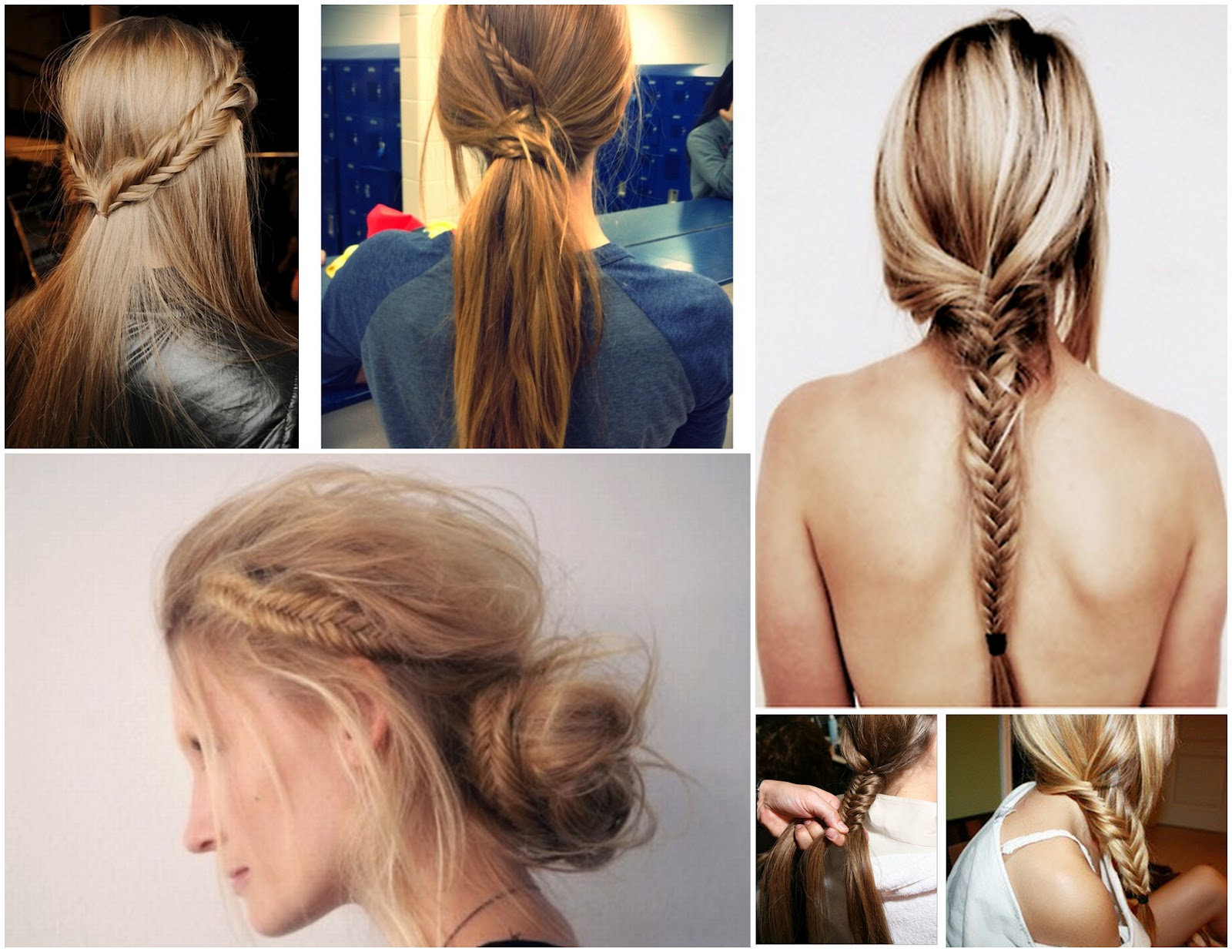 How To French Braid Fringe Solution For How To For Dummies