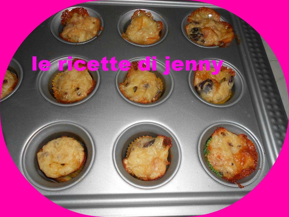 Le Ricette Di Jenny Passione E Fantasia In Cucina Muffins