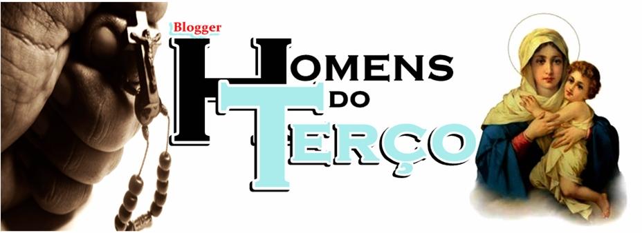 HOMENS DO  TERÇO