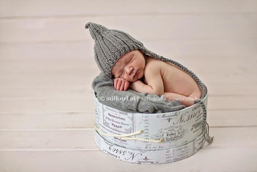 fotografia noworodkowa, sesja zdjęciowa dziecka, sesje fotograficzne dzieci, studio MILKart