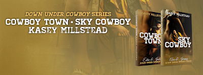 Sky Cowboy by Kasey Millstead Cover Reveal & Giveaway