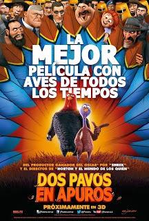 Vaya pavos (Dos pavos en apuros) (2013)