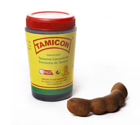 processed tamarind paste by Tamicon