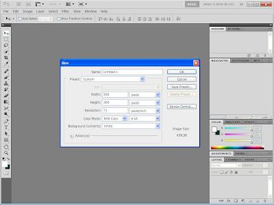 Cara Membuat Teks Reflektif Dengan Photoshop