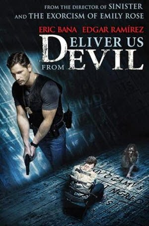 Deliver Us from Evil: Official Theatrical Release Poster