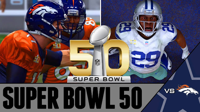 Super Bowl 50 Wallpapers Images  Download