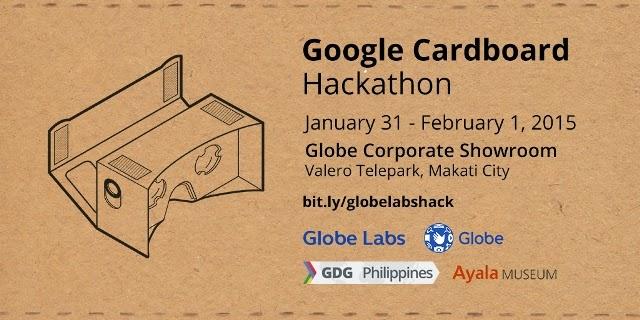 24-hour Google Cardboard hackathon