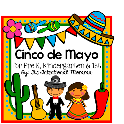 Spanish fiesta Mexico May worksheets activities coloring preschool homeschool