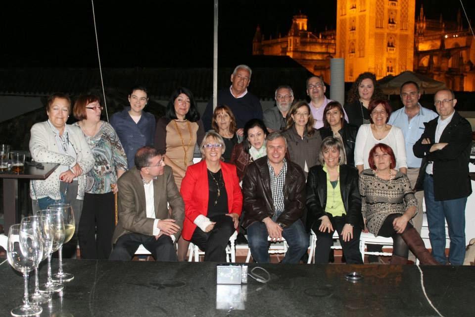 Encuentro Juevero 2014 en Sevilla .