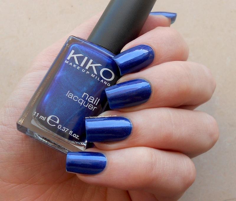 Ere K.'s Beauty Shelf: Birthstone Challenge #Sapphire