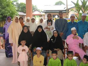 Keluarga Besarku Muar 3