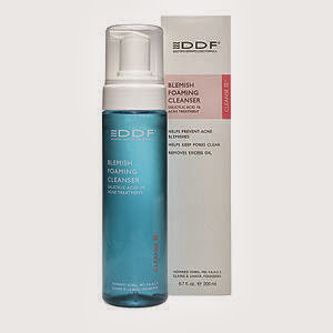 DDF, DDF Blemish Foaming Cleanser, skin, skincare, skin care