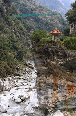 Liwu River and Taroko Gorge, Taroko National Park, Taiwan