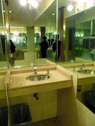 Toilets Cafe Tortoni
