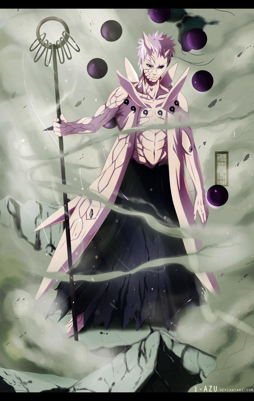 Naruto chap 646 Trang 17