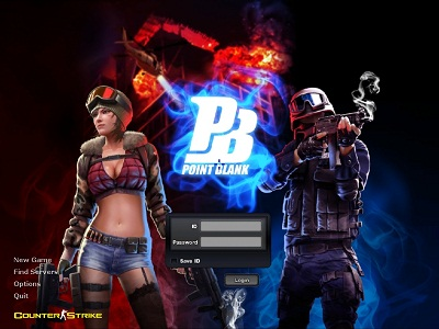 Free Download Counter Strike Point Blank (CSPB) PC Game - Full Version