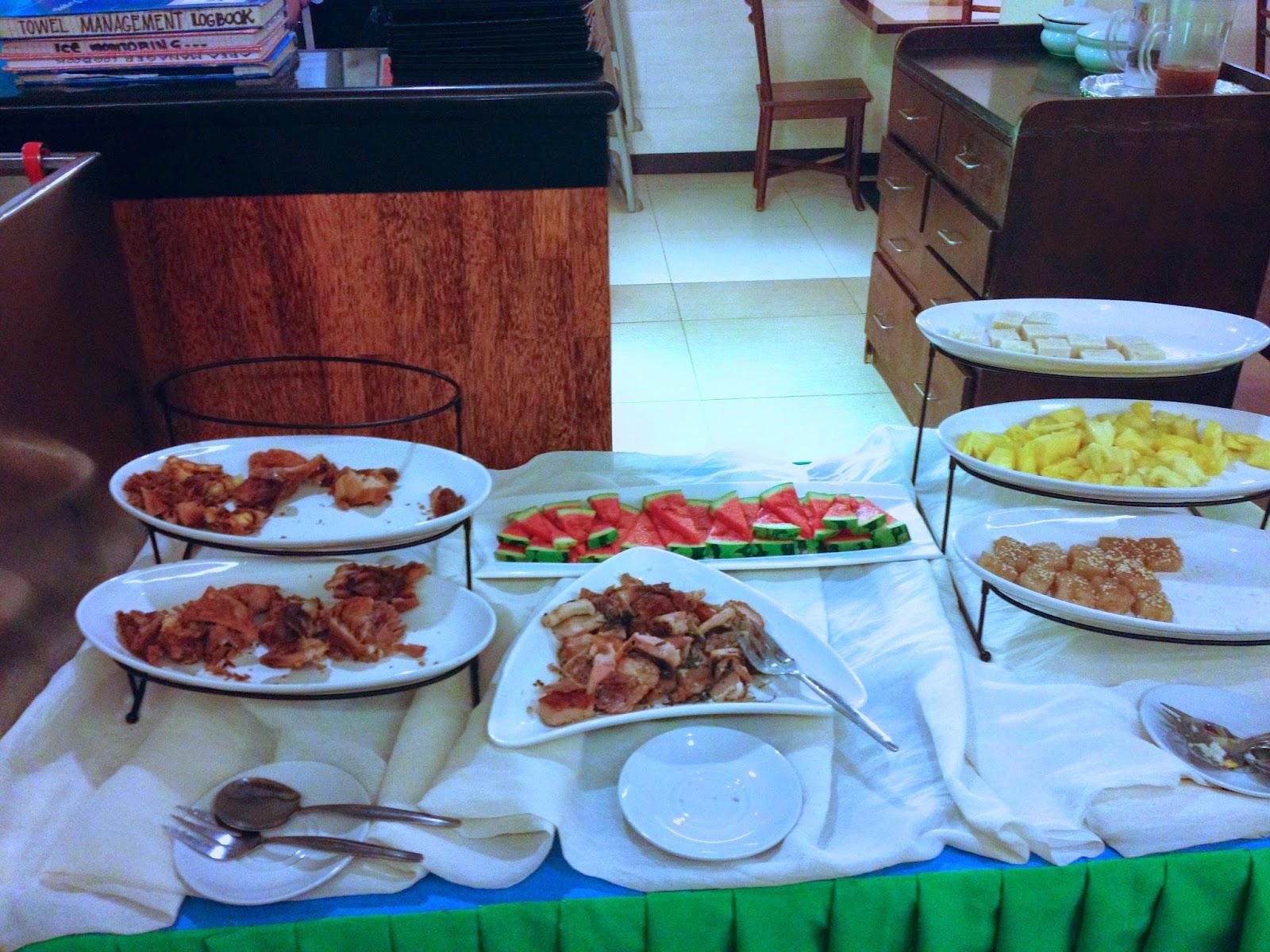 399 Dinner Buffet at Golden Cowrie