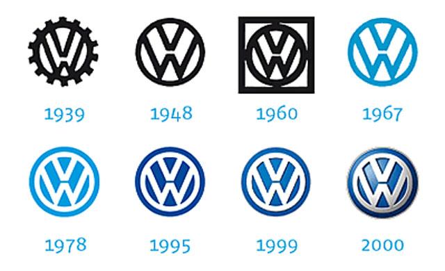 les marques de voitures volkswagen
