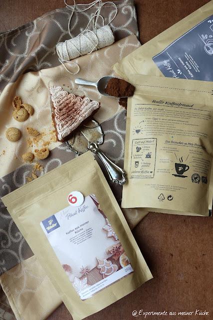 Experimente aus meiner Küche: Kaffee-Amarettini-Kuchen