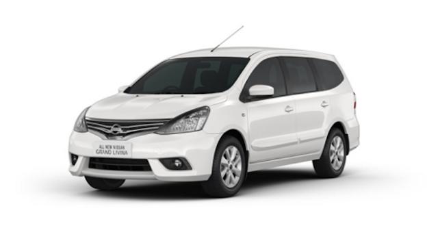 Nissan Mobil Terbaik Pilihan Keluarga - Grand Livina