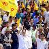 Tupanatinga Se Veste de Amarelo para Receber Paulo Câmara