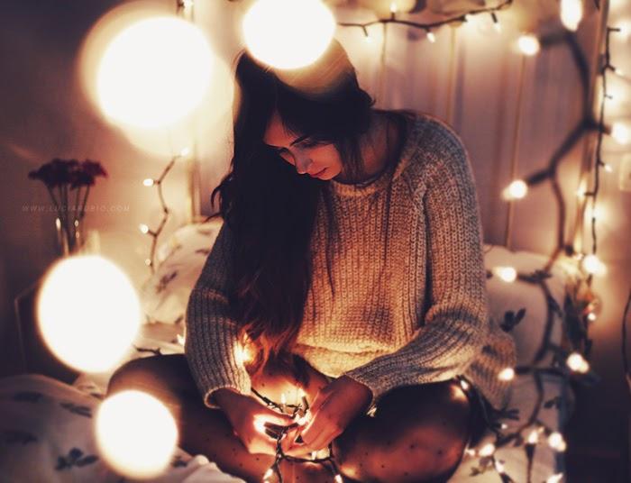 Welcome to paradise design decora tu habitaci n con luces for Cuarto tumblr con luces