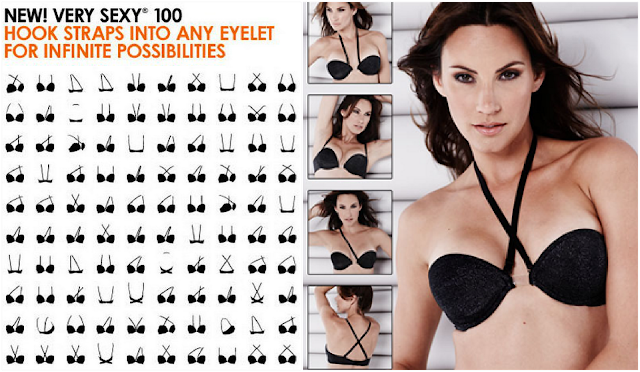 Exotic You: Wearing the Right Bra Part I