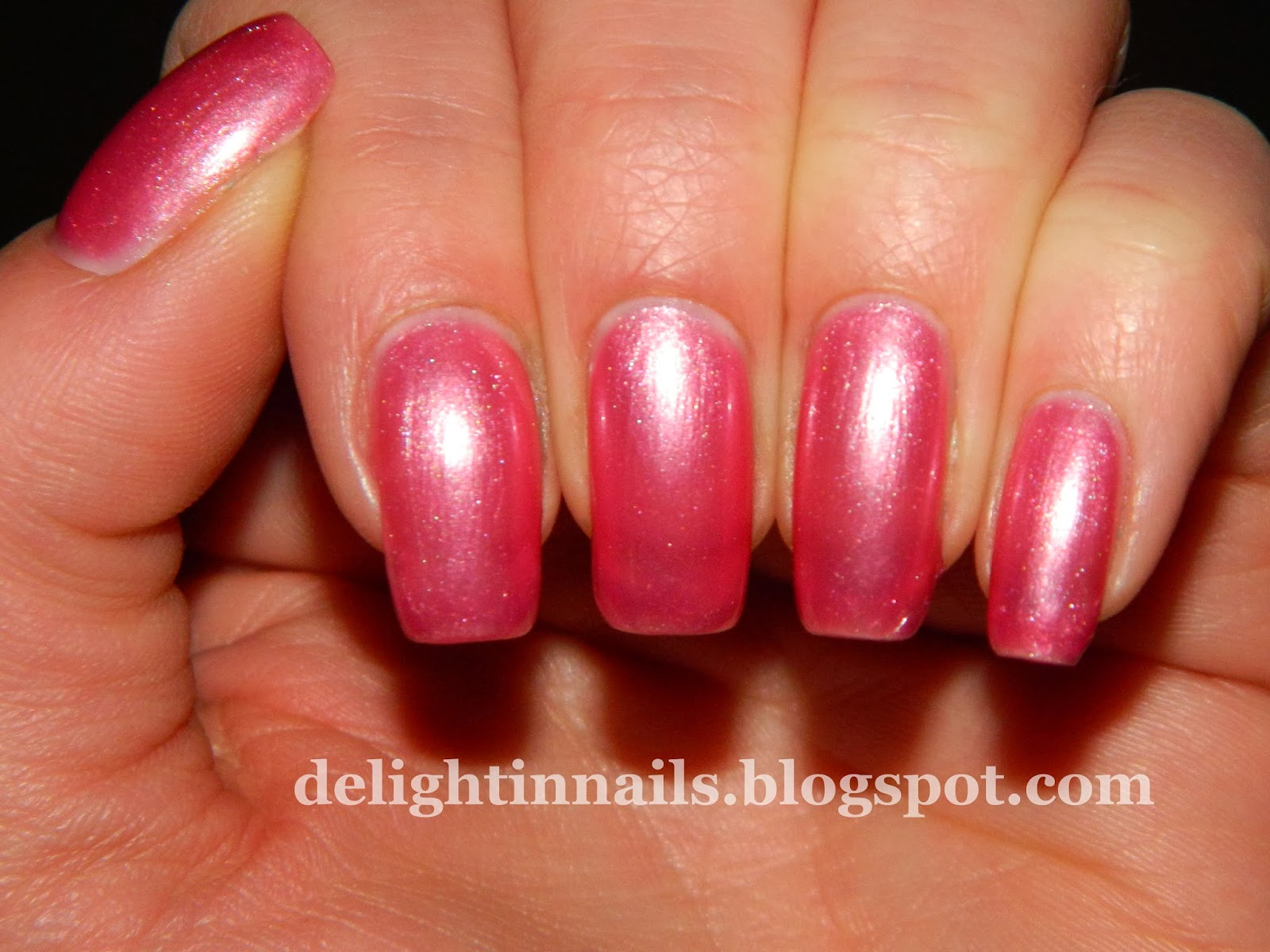 Delight In Nails: January 2014