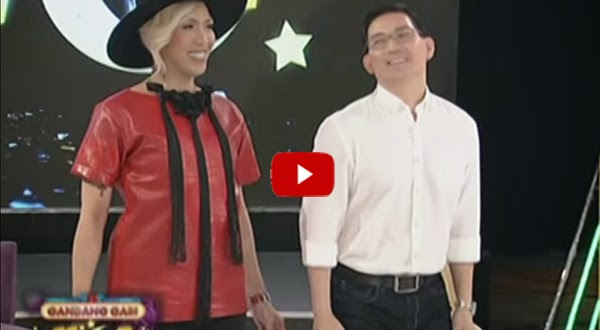 OMG! Richard Yap does the wiggle dance