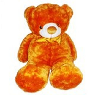 Syuka Kids Boneka Teddy Bear Jumbo Gold
