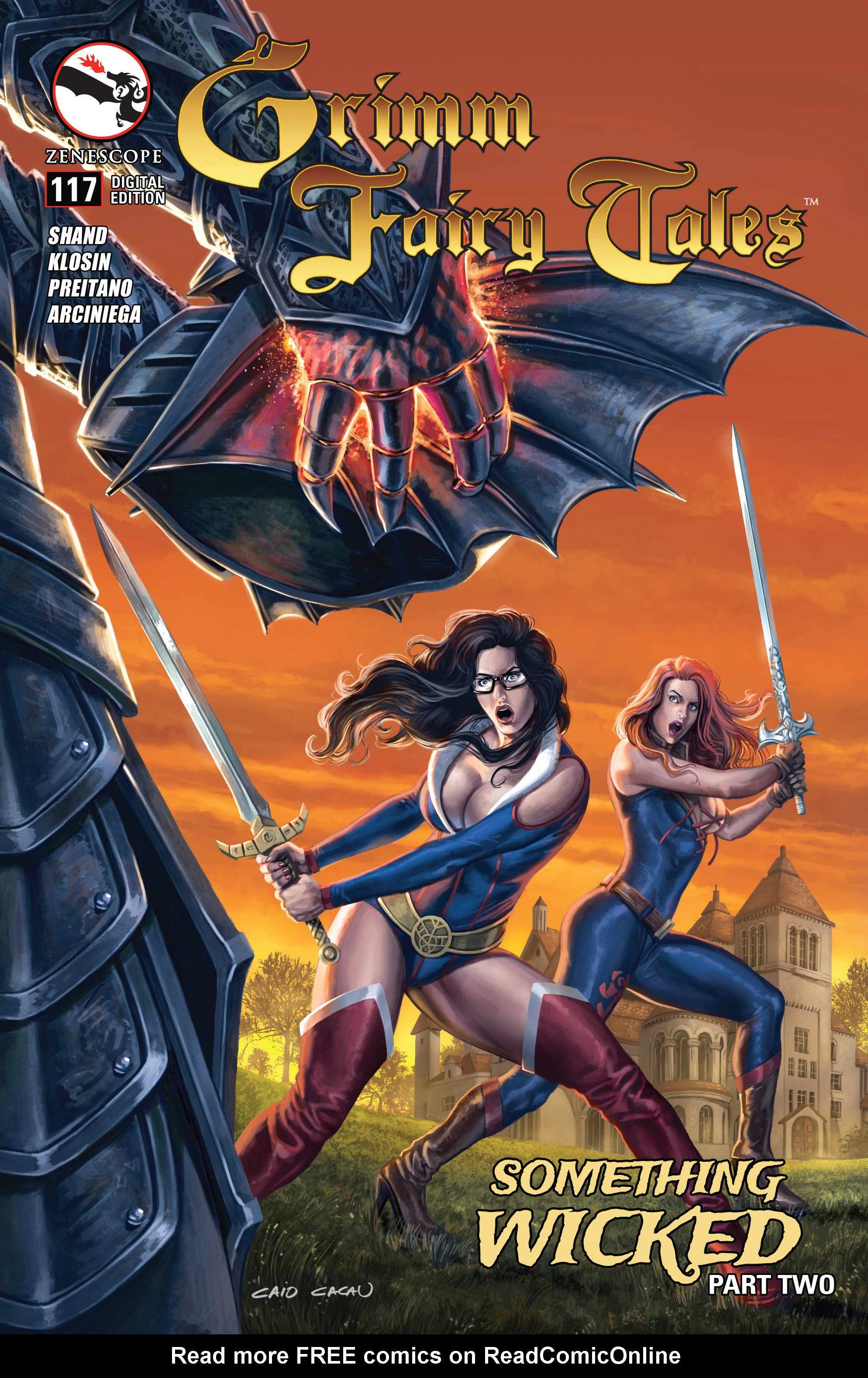 Grimm Fairy Tales (2005) Issue #117 #120 - English 1