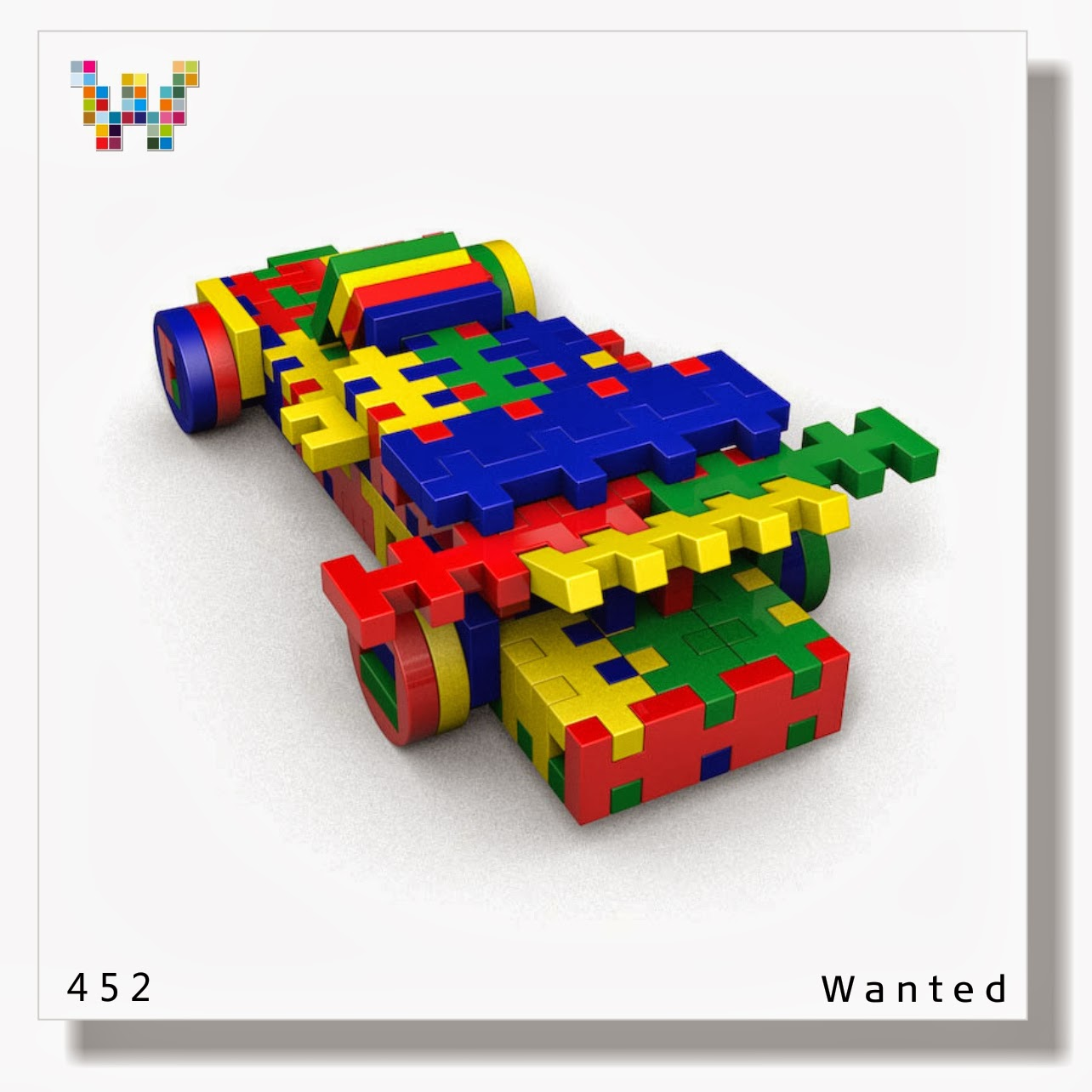 Building Construction Toys : Wantedbricks brainy toys in combo xl building
