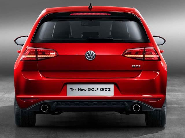 VW Golf 2016 GTI